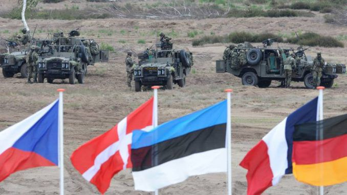 NATO preparing for biggest ever military build-up against Russia since the Cold War