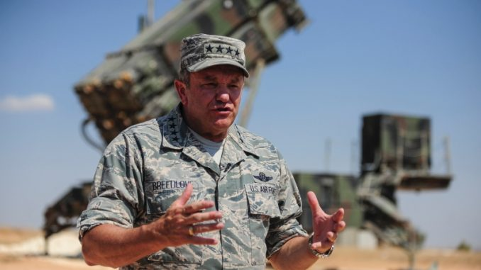 NATO Commander says Russia poses 'existential threat' to the West