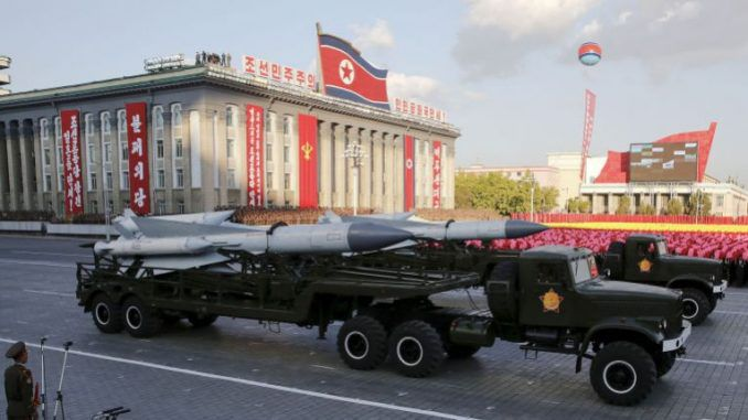 North Korea say they may launch rocket missile test as soon as Sunday