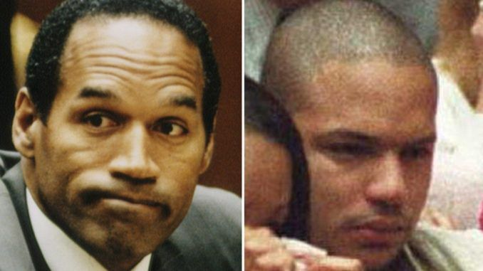 Is O.J. Simpson covering up who really murdered Nicole Simpson?