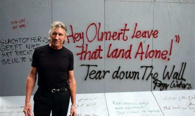 Pink Floyd star Roger Waters says celebrities are 'scared shitless' to criticise Israel