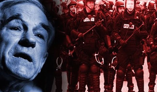 Ron Paul says war on ISIS is actually war on the American people