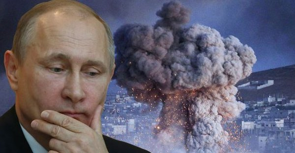 Russian PM announces 2016 Cold War