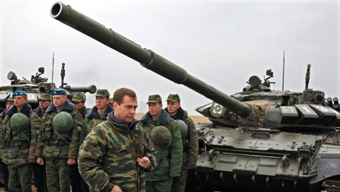 Russia prepare Syrian army for Turkish incursion