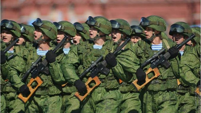 Putin deploys thousands of Russian troops amid fears of a massive Pacific Northwest Tsunami