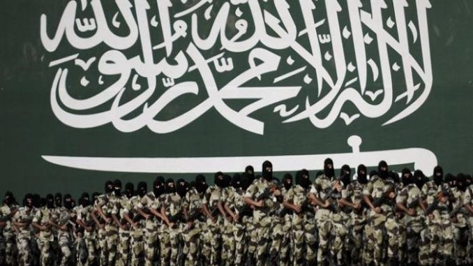 Saudi Arabia Hosting 'Largest' Military Exercises In Region
