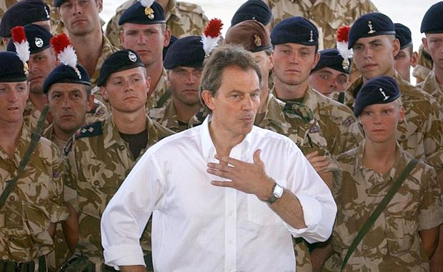 Exposed: Tony Blair Deceived Top Ministers About Iraq Invasion