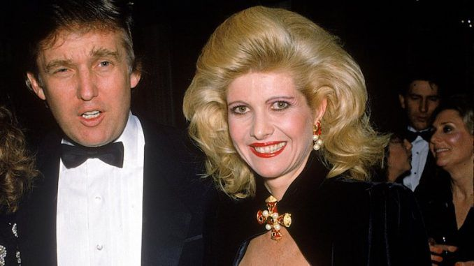 A Channel 4 Television documentary claims that Donald Trump raped former wife Ivana Trump
