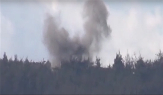 Russia release video evidence proving Turkey bombing civilians in Syria