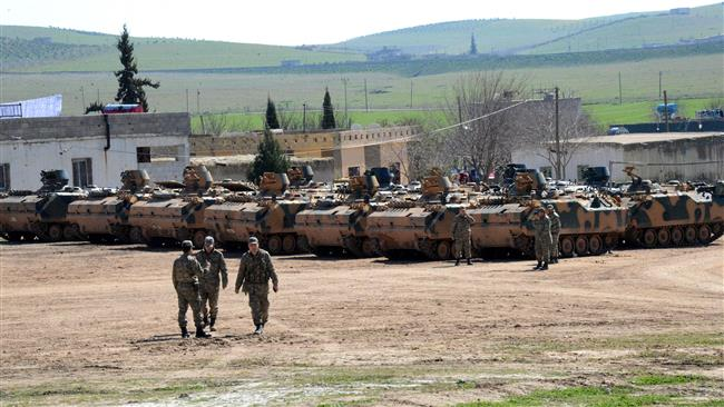 Turkey Warns Of 'Massive Escalation' In Syria Over Next 24 Hours