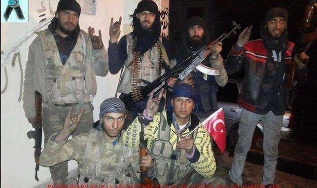 Transcript documents prove Turkish military link with ISIS