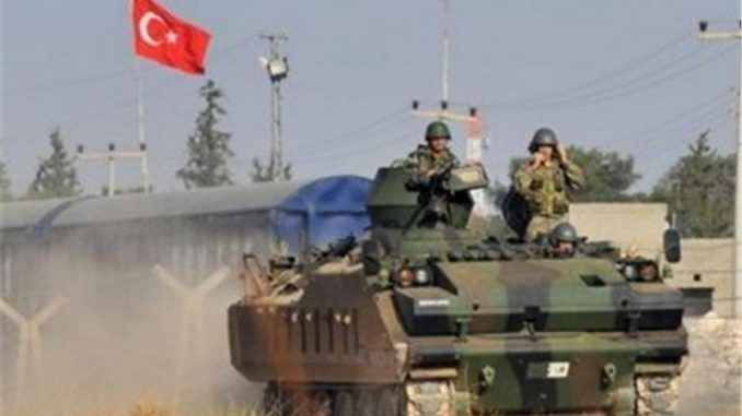 Turkey Continues To Shell Kurdish Forces In Syria