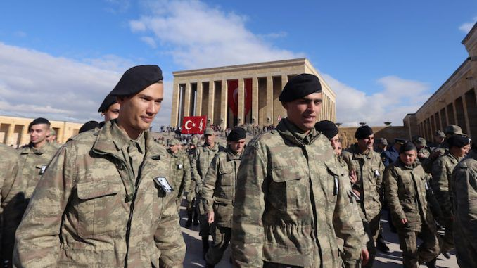WW3: Syria reports that the Turkish army have entered Syria on Valentines Day