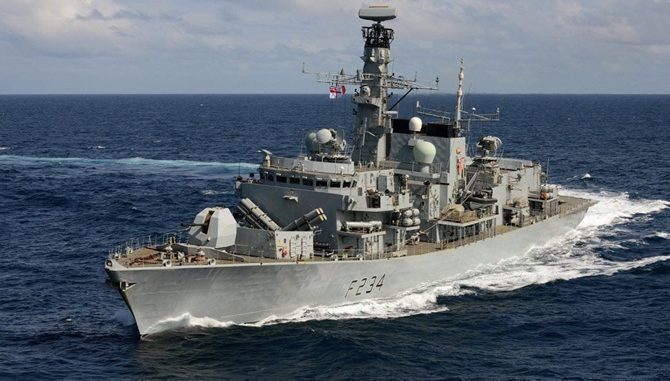 UK deploys warships and troops to Russian border as NATO-Russian tensions escalate