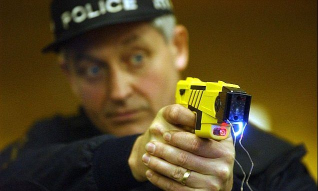 The United Nations have told the UK to stop tasering children