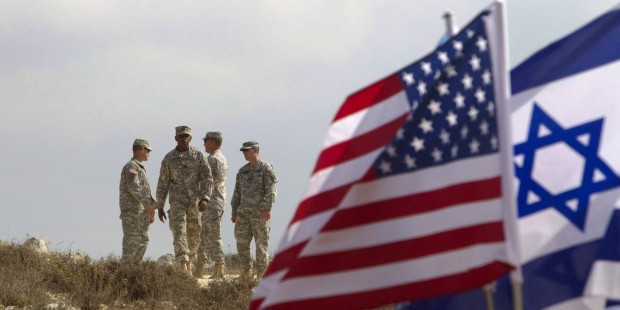 US and Israel begin joint military drills