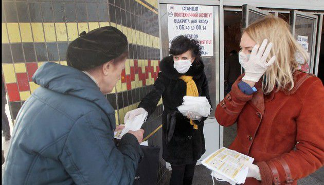 Flu epidemic in Ukraine kills over 190 people