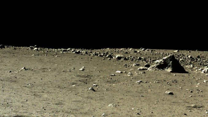 China Releases Extraordinary HD Photos Of The Moon