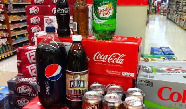 Aspartame patent reveals E.coli feces ingredients in popular soda drinks