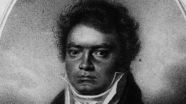Author claims that Beethoven was actually black