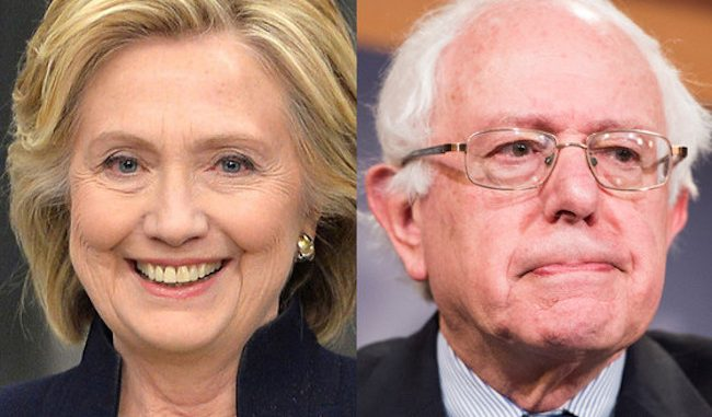Bernie Sanders has been screwed over by a rigged election system, despite winning the majority vote in New Hampshire