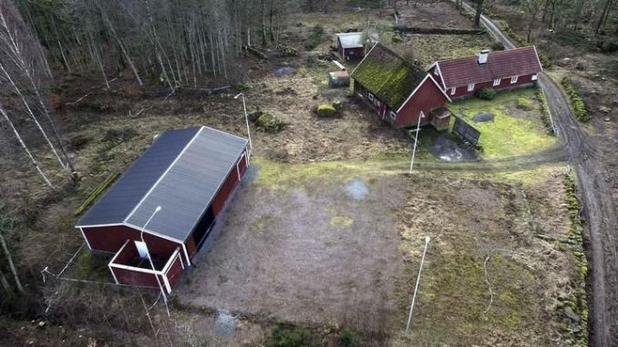 Swedish Doctor Gets 10 Yrs For Abducting Woman & Locking Her In Bunker