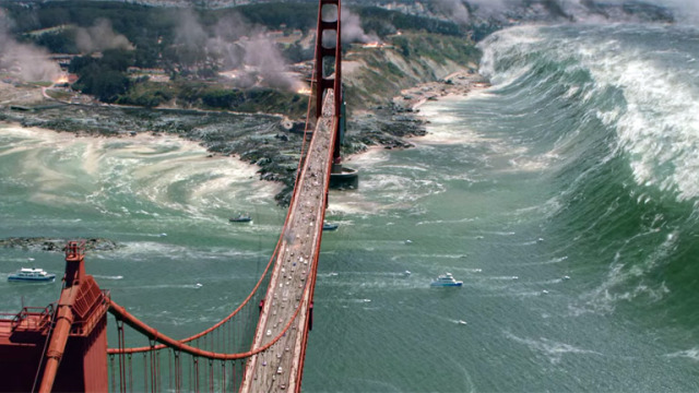 A deadly earthquake will hit California in 2016, a psychic has predicted