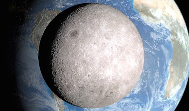 NASA tapes reveal astronauts heard mysterious music on the far side of the moon