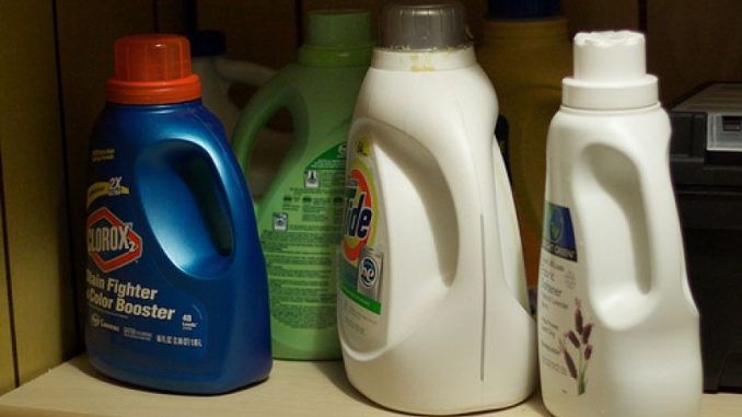 Dangerous fracking chemicals found in everyday household products and foods