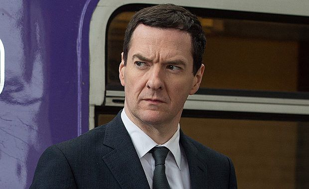 George Osborne's Family Firm Paid No Tax For Seven Years