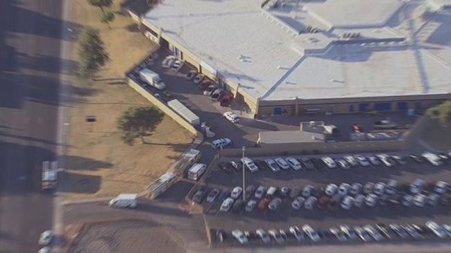 Police say two girls have died as a result of a school shooting in Glendale, Arizona