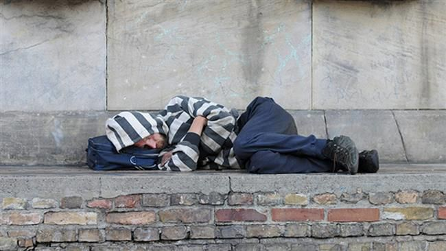 Dramatic Rise In Number Of People Sleeping On Streets In UK
