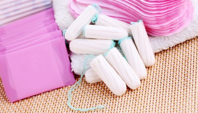 Toxic Chemicals Found In Several Tampon & Sanitary Towel Brands