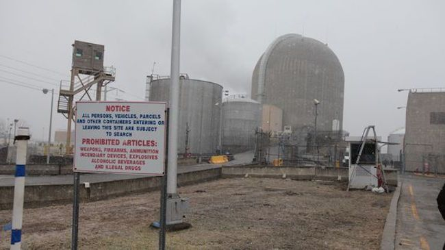 Radiation leak at Indian Point nuclear power plant near New York might be worse than Fukushima, experts warn