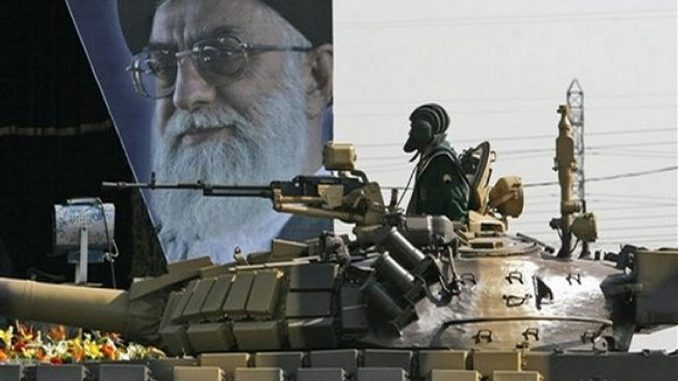 Iran vows full military support for Syria amid WW3 fears