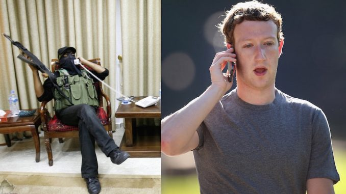 ISIS make direct threats against Mark Zuckerberg and Jack Dorsey