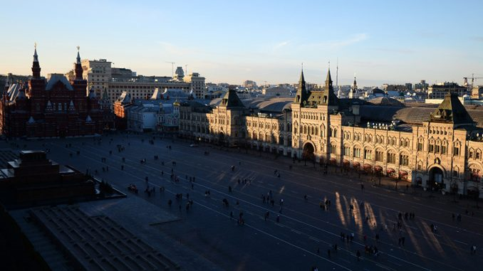 Thousands evacuated in Moscow, Russia over terror threat