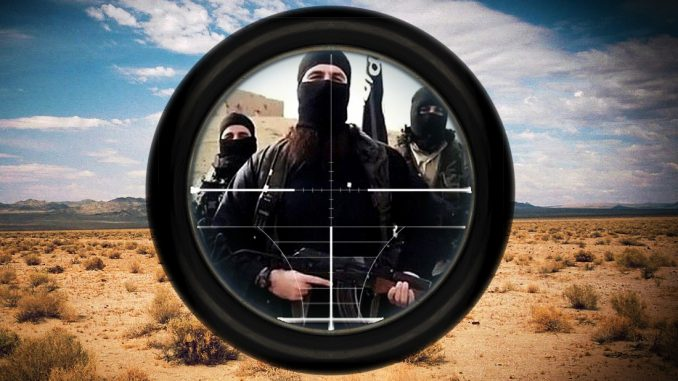 ISIS say they are scared as a mystery sniper kills ISIS leaders one by one