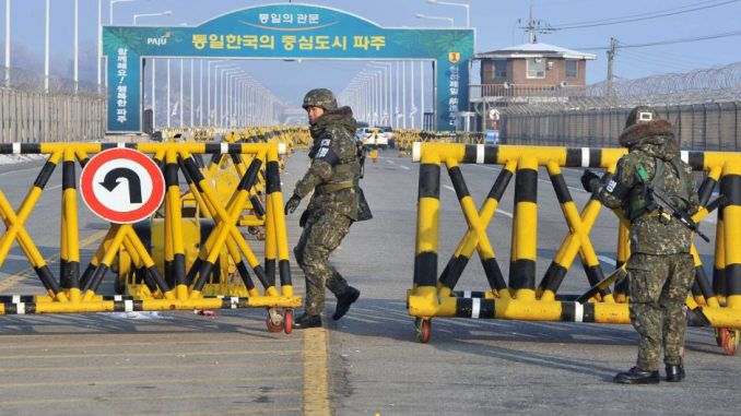 South Koreans expelled from Kaesong by North Korea amid escalating military tensions