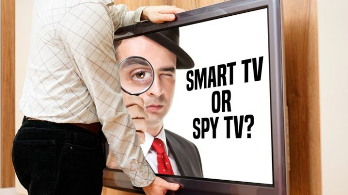An Indiana man is suing a Smart TV manufacturer for illegally spying on him