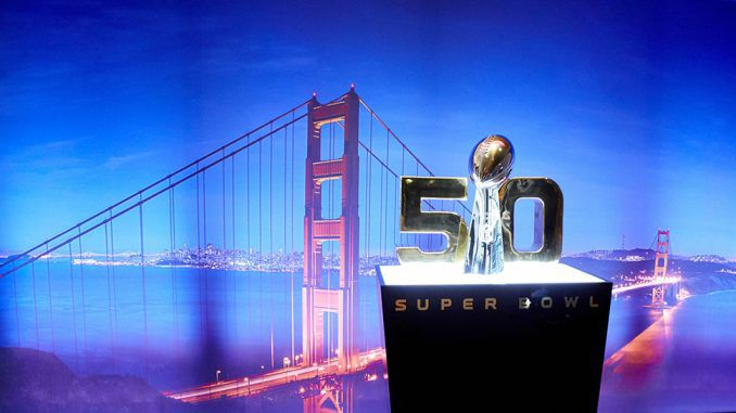 Super Bowl 50 this Sunday will resemble a war zone