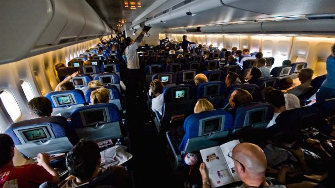 The air on planes has been confirmed as toxic and dangerous to human health