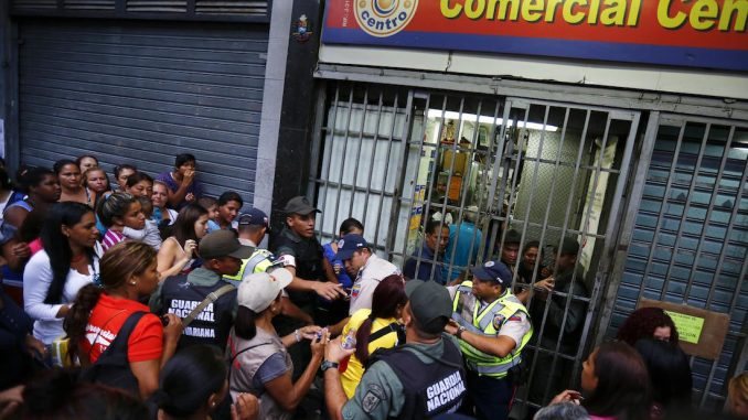 Venezuela completely runs out of food amid economy collapse