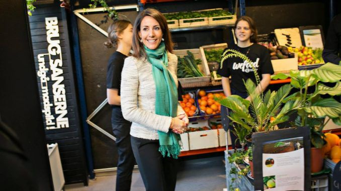 Denmark Opens Supermarket Selling Surplus Food
