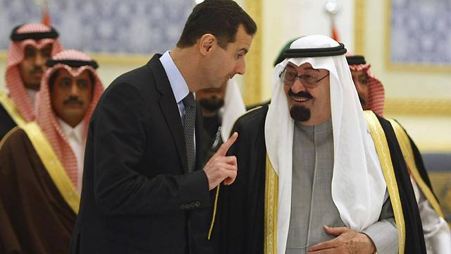 Wikileaks cables reveal that Saudi government intends to overthrow Assad but leave Putin alone