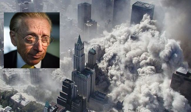 Larry Silverstein has been caught admitting on camera that he planned to build an entirely new World Trade Center 7 (WTC-7) building one year before the 9/11 attacks had occurred.