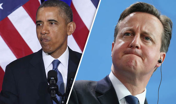 Obama Blasts Britain & France Over Libya 'Mess'