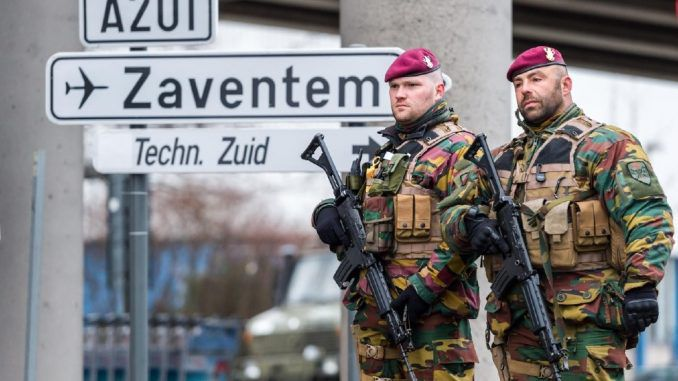 Note Left By Brussels Suicide Bomber Found On Computer In Trash Can