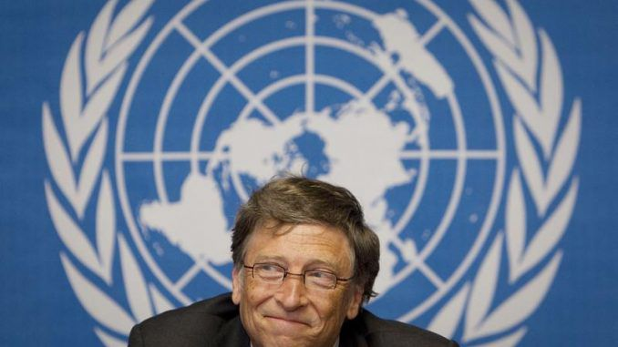 Bill Gates Invests In Fake Toxic Meats