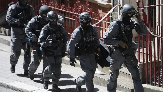 Special Forces Ready For '10 Simultaneous Terror Attacks' In London